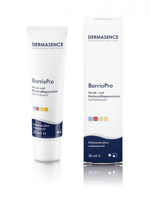 Dermasence BarrioPro Wound and Scar Care Emulsion