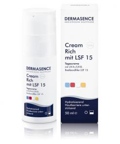 Dermasence Cream Rich LSF 15