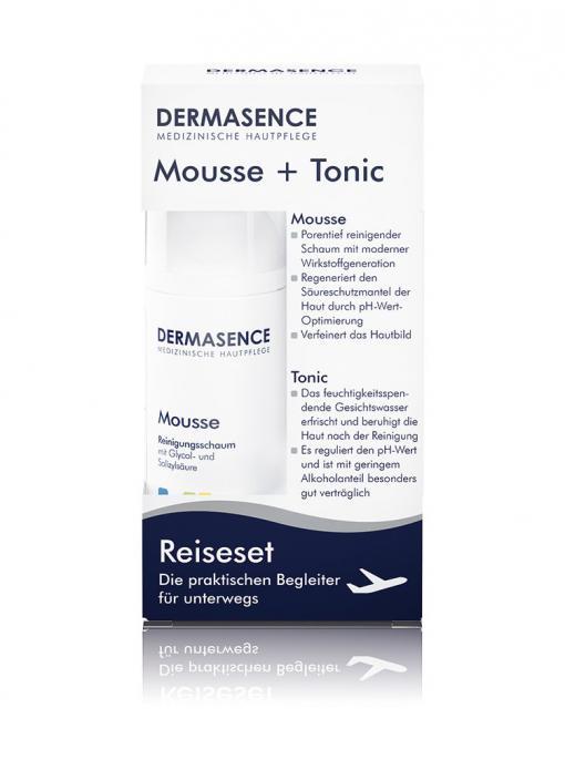 Dermasence Mousse + Tonic
